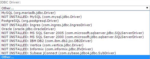 community_jdbc_drivers