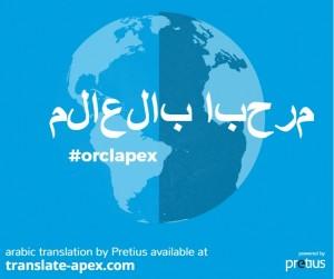 Oracle APEX po arabsku